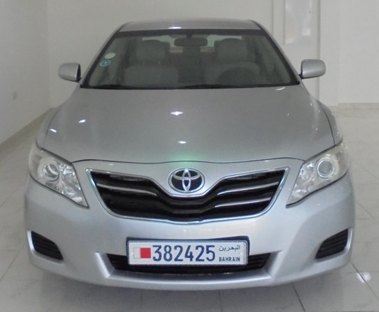 TOYOTA CAMRY - Budget Used Cars Bahrain